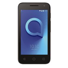 2degrees Alcatel 1E Black
