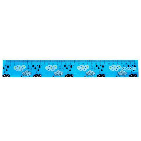 Kookie Geo Cloud Ruler Blue
