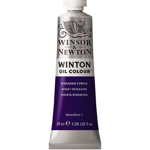 Winsor & Newton Winton Oil Paint 37ml Dioxazine Purple