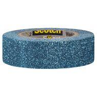 Scotch Craft Glitter Tape 15mm x 5m Teal