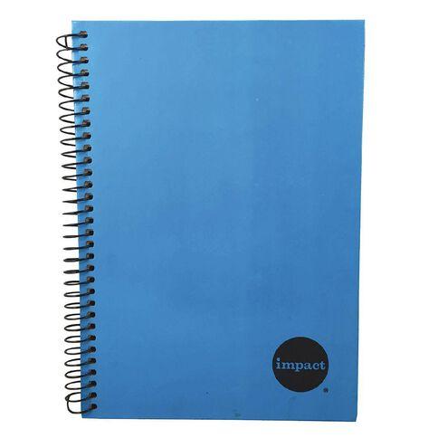 WS Notebook Wiro Blue A5