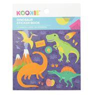 Kookie Mini Sticker Book 12 Sheets Dinosaurs