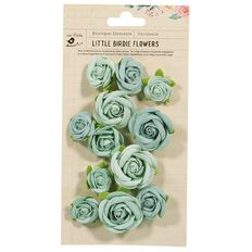 Little Birdie Embellishment Joanna Arctic 12 Piece