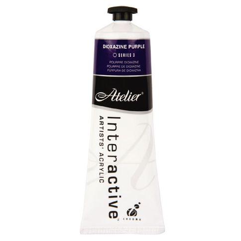 Atelier S3 80ml Dioxazine Purple Purple