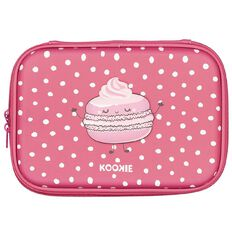 Kookie Sweets Hardtop Pencil Case Pink