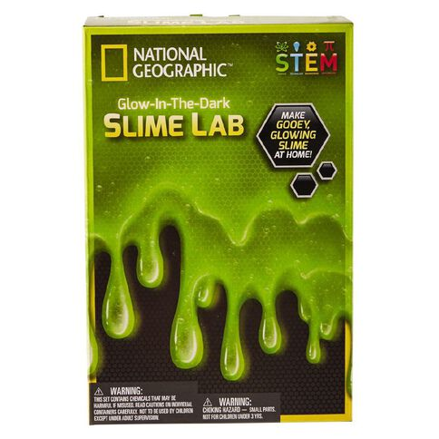 National Geographic Slime Science