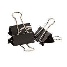 WS Foldback Clips 32mm 12 Pack