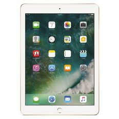 Apple iPad Wi-Fi 32GB (5th Gen) Gold