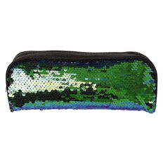 Warehouse Stationery Pencil Case Sequin