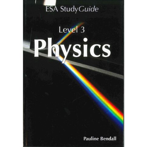 Ncea Year 13 Physics Study Guide