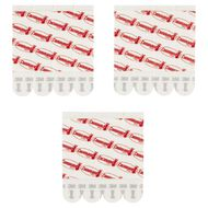 Command Mounting Strips 9 Pack White Medium