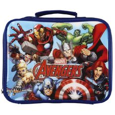 Avengers Marvel Insulated Lunch Bag Multi-Coloured