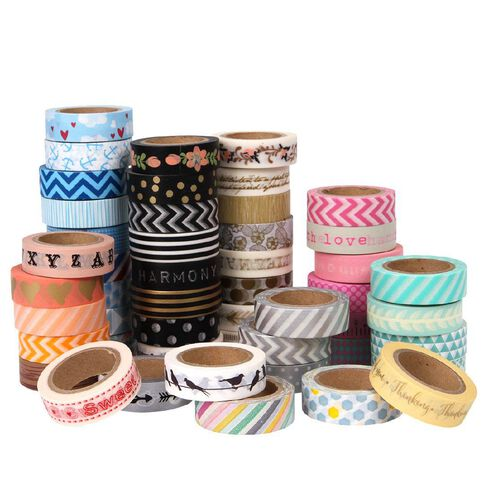 Rosie's Studio Washi Tape 10m Single Assorted