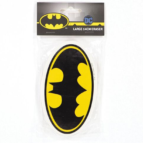 Batman Large Eraser 14 cm