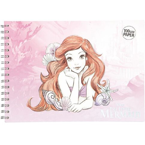 Disney Ariel Sketchpad A4