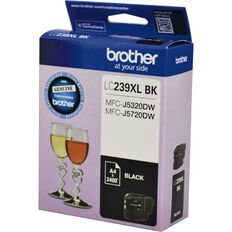 Brother Ink LC239XL Black (2400 Pages)