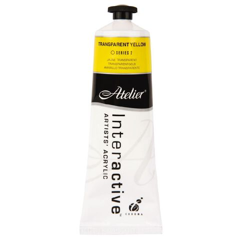 Atelier S2 Transparent Yellow 80ml