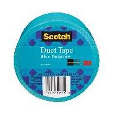Scotch Duct Craft Tape 48mm x 18.2m Turquoise