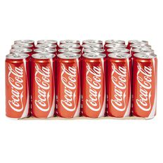 Coca Cola Cans Branded Import 320ml 24 Pack