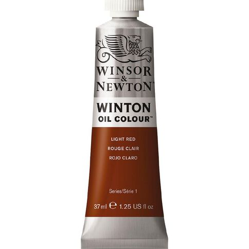 Winsor & Newton Winton Oil Paint 37ml Light Red