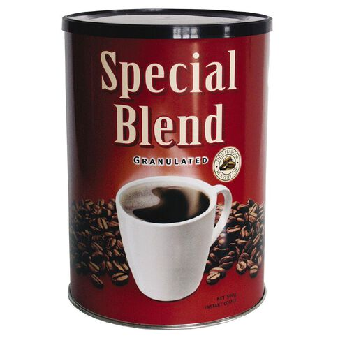 Gregg's Coffee Special Blend Granulated Tin 500g