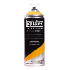 Liquitex Spray 400ml Cad Orange Hue Orange