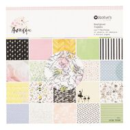 Rosie's Studio Arabesque Designer Paper Pad 40 Sheet 6in x 6in