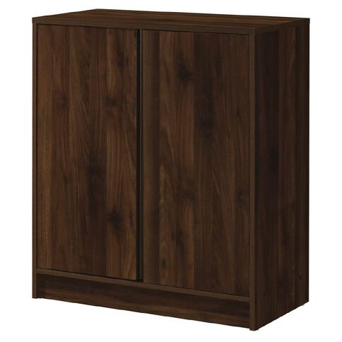 Workspace Soho Credenza Walnut