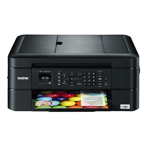 Brother MFCJ480DW Multifunction Printer