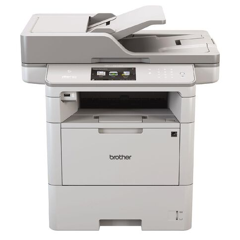 Brother MFCL6900DW Mono Laser Multifunction
