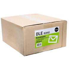Impact Envelope DLE Window Seal 500 Pack