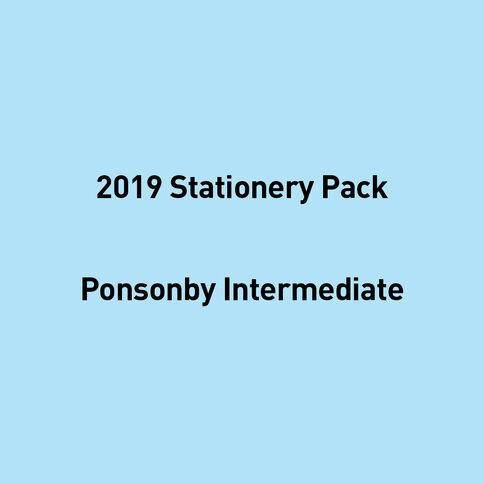 Ponsonby Intermediate - Year 8