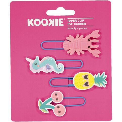 Kookie Novelty20 Paper Clip