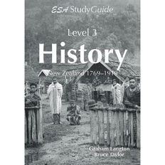 Ncea Year 13 History (New Zealand) Study Guide