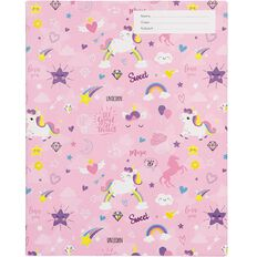WS Book Sleeve Unicorn 1B5
