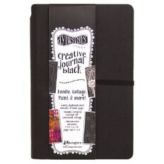 Ranger Dylusions Journals Small Black