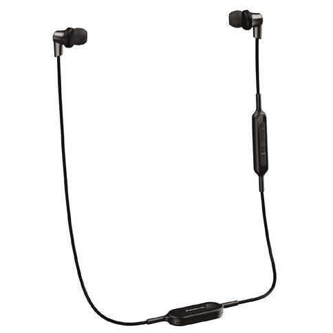 Panasonic RP-NJ300BE-K Bluetooth Earbuds Black