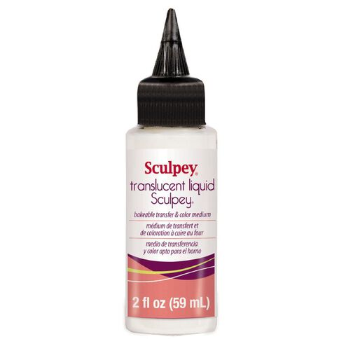 Sculpey Translucent Liquid 59ml