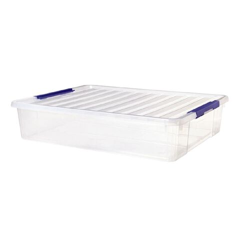 Sistema Storage Organiser Clear 30L