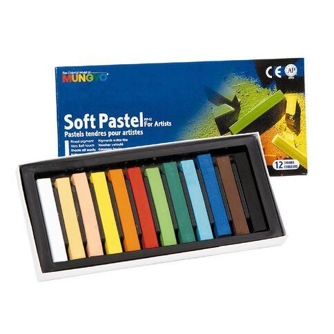 Mungyo Pastels Soft 12 Pack