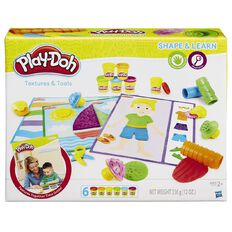 Play-Doh Textures & Tools