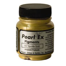 Jacquard Pearl Ex 21.26g Sparkle Gold