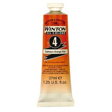 Winsor & Newton Winton Oil Paint 37ml Cadmium Hue Orange