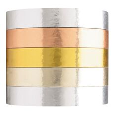 Scotch Expressions Foil Tape 5 Pack