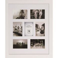 Uniti Lincoln Collage Frame White 40 x 50cm