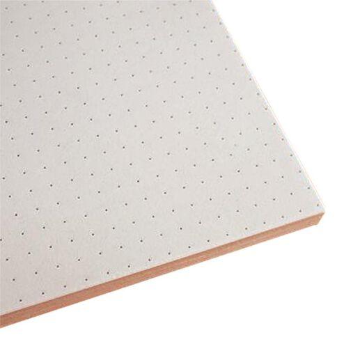 Fabriano Ecoqua Bound Sketchbook Dotted 85GSM 80 Sheets Black A5