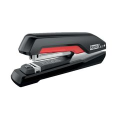 Rapid Stapler S17 Superflat 30 Sheet Fullstrip Black/Red