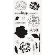 Hampton Art Clear Stamps Assorted