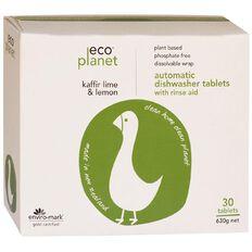 ECO Planet Auto Dishwash Tablets 30s