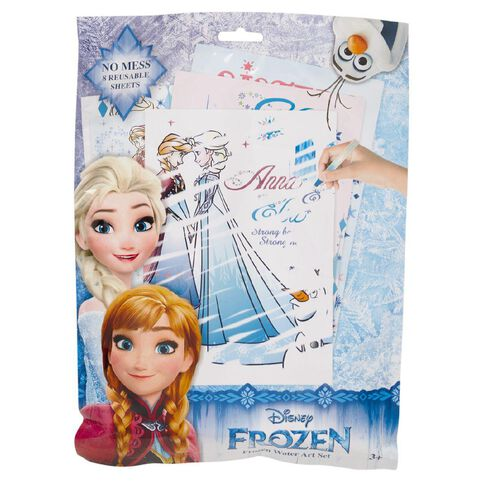 Frozen Water Art Set